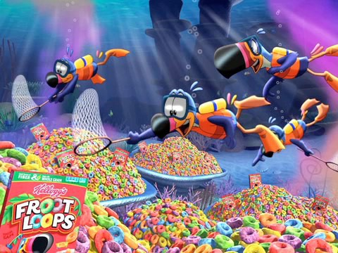 Froot Loops - Jelly 30TV